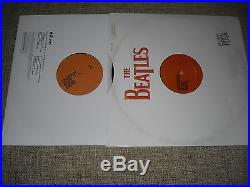 THE BEATLES Tomorrow Never Knows PROMO iTUNES VINYL SAMPLER LIMITED TO 1000