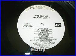 THE BEATLES With the Beatles Vinyl LP MFSL Original Master Mobile Fidelity NM/M