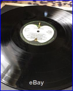 THE BEATLES Yellow Submarine 1968 Vinyl LP Apple 1st PCS7970 Ex/Ex YEX716-1