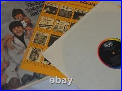 THE BEATLES Yesterday And Today BUTCHER COVER 3rd THIRD STATE Capitol T-2553