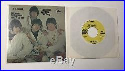 THE BEATLES Yesterday And Today Butcher Cover EP Top Of The Pops Vinyl FREE S/H