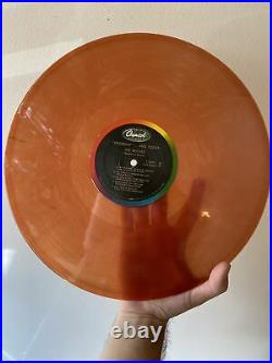 THE BEATLES Yesterday And Today RED SUNBURST Vinyl SUPER RARE PRESSING