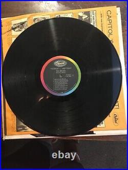 THE BEATLES Yesterday and Today Vinyl Album T2553
