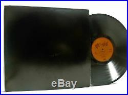 THE BEATLES the black album TRIPLE LP EX-/VG TWK 0169, vinyl, with poster, japan