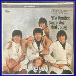 THE BEATLES yesterday and today LP original BUTCHER COVER 3rd state STEREO rare