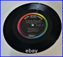 THE BEATLESSECOND ALBUMCAPITOLCOMPACT 33 rpm1964 7 JUKEBOX EP SXA-2080