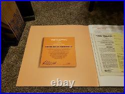 The BEATLES COLLECTION MFSL Original Master Recordings 14 LP BOX SET -VINYL MINT