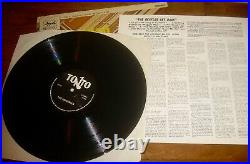 The BEATLES Get Back with Let It Be and 11 other songs rare vinyl LP Tonto