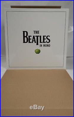 The BEATLES In Mono Vinyl Box Set NEW, UNPLAYED! In The Original Shipping Box