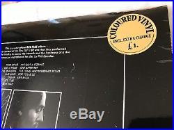 The BEATLES Let It Be LP 1978 UK WHITE Vinyl EXPORT RARE! Paul McCartney, Lennon