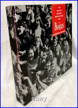 The BEATLES Original Mono Record Box Red Vinyl WithOBI Set of 11 Japan Limited