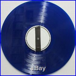 The BEATLES Outakes 2 BLUE Vinyl TMOQ LP Shrink CATALOG Insert LENNON McCartney