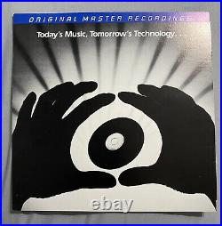 The BEATLES REVOLVER MFSL 1-107 ORIGINAL MASTER RECORDING Mofi 1986 Vinyl LP