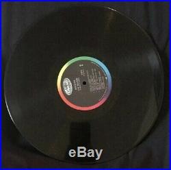 The BEATLES REVOLVER vinyl 1966 1st pressing mono T-2576 hype sticker promo