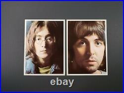 The BEATLES White Album Original LP Vinyl Record 1968 SWBO-101 with all inserts