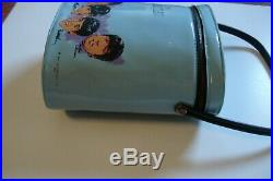The Beatles 1960's Vinyl Brunch Bag Lunchbox