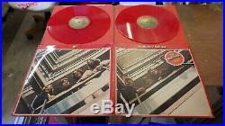The Beatles 1962-1966 / 1967-1970 Coloured vinyl LPs, Near Mint NM/NM