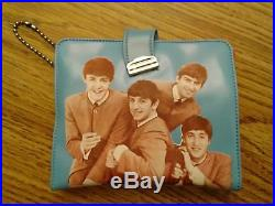 The Beatles 1964 blue vinyl Wallet SPP complete withall contents in near mint cond