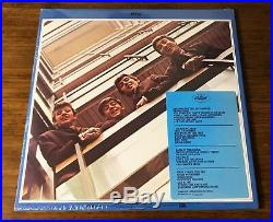 The Beatles 1967-1970 2-record Set Limited Blue Vinyl Still Factory Sealed