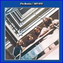 The Beatles 1967-1970 Blue (remastered 2 Lp) 2 Vinyl Lp Neu