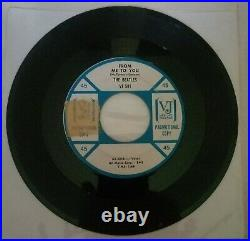 The Beatles 45 Very Rare Vee Jay Promo Please, Please Me / From Me To You