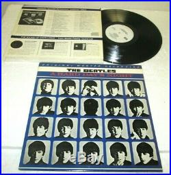 The Beatles A Hard Day's Night Lp Nm Mfsl Vinyl Audiophile Mobile Fidelity