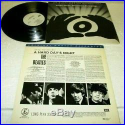 The Beatles A Hard Day's Night Lp Nm Mfsl Vinyl Audiophile Mobile Fidelity