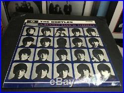 The Beatles A Hard Day's Night Uk Original 1964 1st Press 12Vinyl Lp PMC 1230