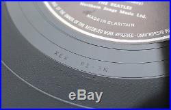 The Beatles A Hard Days Night Lp Vinyl First Pressing Mono Pmc 1230 Ex+
