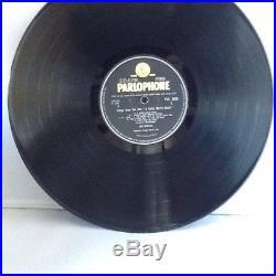 The Beatles A Hard Days Night Vinyl LP 1964 UK 1st Press Parlaphone PCS 3058