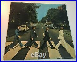 The Beatles Abbey Road 1969 Amazing First Pressing. Cover Ex++ & Vinyl Mint