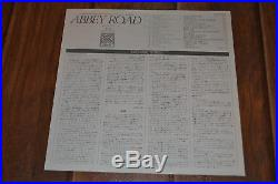 The Beatles Abbey Road PRO-USE SERIES Half Speed Matered Japan Vinyl Holy Grail