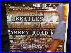 The Beatles Abbey Road SEALED USA 1969 APPLE VINYL LP With VERSION #3 COVER