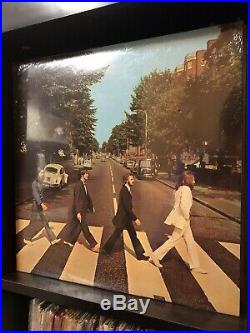 The Beatles Abbey Road Vinyl LP SO-383 Original 1st Pressing Version 2 SEALED