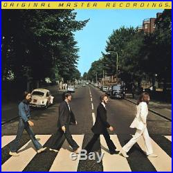 The Beatles / Abbey Road Vinyl Record-Mobile Fidelity Sound Lab -MFSL1-023