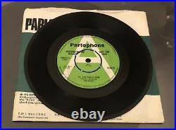 The Beatles All You Need Is Love UK Demo 7 vinyl single, Parlophone 1967