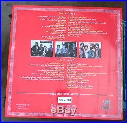 The Beatles Alternate Sgt. Pepper Double Album Set SEALED! On Colored Vinyl
