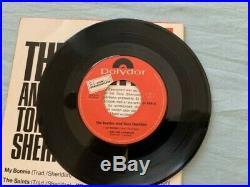 The Beatles And Tony Sheridan Polydor 41 646 Format Vinyl 7 45 RPM CLUB