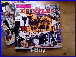 The Beatles Anthology 1 2 & 3 Near Mint 9 x Vinyl LP Records 7243 8 344 45/48/51