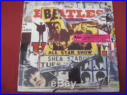The Beatles Anthology 1, 2 and 3 Factory Sealed 2 LP Vinyl Record Sets