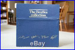 The Beatles BC-13 Blue Vinyl Box Set LPs