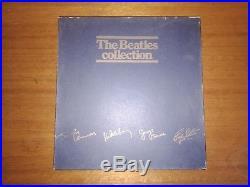 The Beatles BLUE Box Set 14x Vinyl LP Records 1st press BC13 Complete MINT/NM