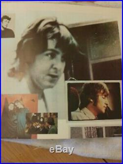The Beatles Black Album 3X Vinyl LP Japan TWK 0169 A 1YHO-10 with Poster 1981