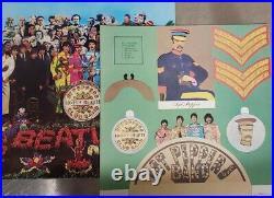 The Beatles Blue Box Lp Vinyl Bc13 Uk1978 (14 Lp's Total / Please Read Desc.)