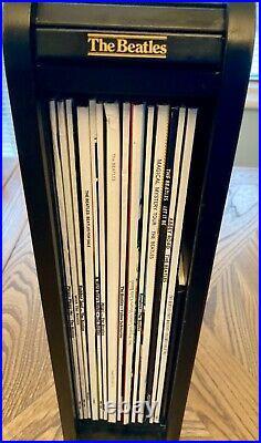 The Beatles Box Set Parlophone BOX1 The works 14 album 16 record excellent LPs