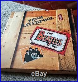 The Beatles Box Set Vinyl Collection 8 Albums