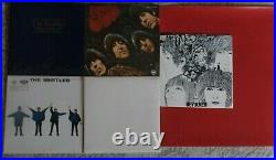 The Beatles Boxed Set Collection Japanese Pressings 13 Vinyl Albums