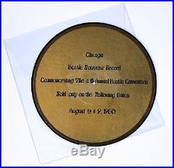 The Beatles Butcher Cover Ltd Picture Disc Vinyl Lp 1980 Convention 2 Days Only