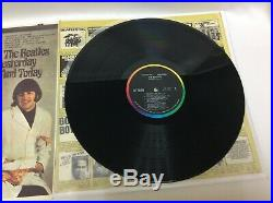 The Beatles Butcher Cover Yesterday and Today ST-2553 vinyl LP + FREE SHIPPING