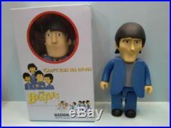 The Beatles Can't Buy Me Love PVC Vinyl 28cm Action Figures 4 in 1 Full Set
